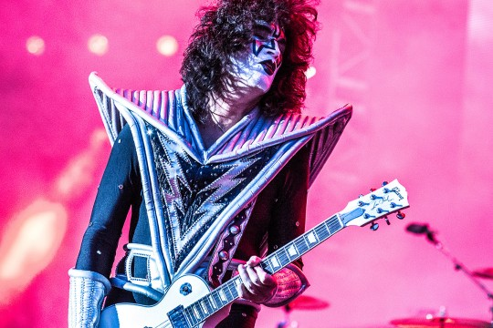 Tommy Thayer (The Spaceman) KISS