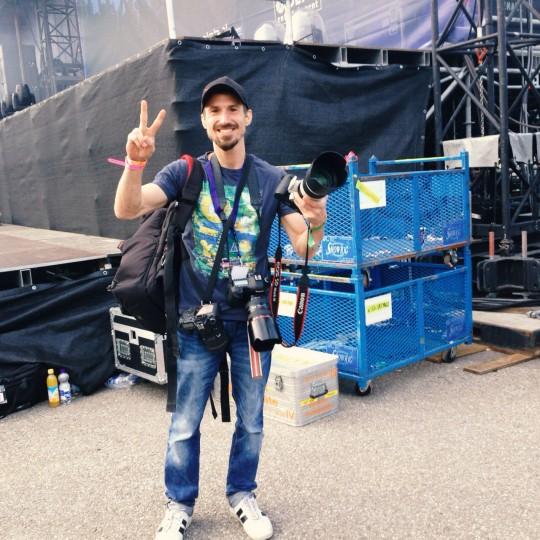 Rockvaria 2015 - München Olympiastadion